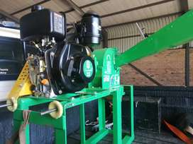 NEW JF2D Diesel hammer mills available at Mad Farmer SA