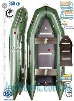 Продам лодку килевую BARK 360 с мотором Евенруд (Evinrude) 20л.с.
