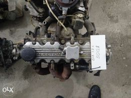 Двигатель Опель Омега А 1.8 8кл. Мотор Opel Omega A 1.8 8v