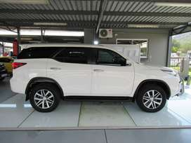 2017 TOYOTA FORTUNER 2.8GD-6 R/B A/T 1-OWNER ONLY 67366KM FSH
