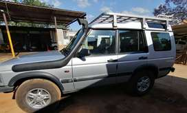 Land Rover Discovery 2 TD5 auto GS