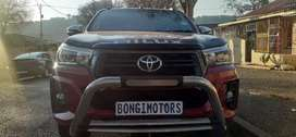 TOYOTA HILUX DOUBLE CAB GD6 AUTOMATIC IN EXCELLENT CONDITION