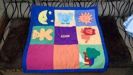Развивающий коврик для новорожденного