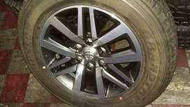 "18"" New Fortuner  Dimond cut rim(rim only)"