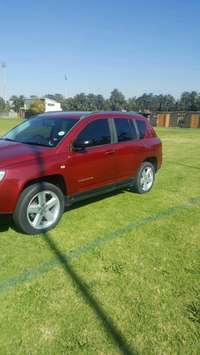 Image of Jeep compass limited