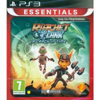 Image of Ratchet & Clank: A Crack in Time PS3 Game