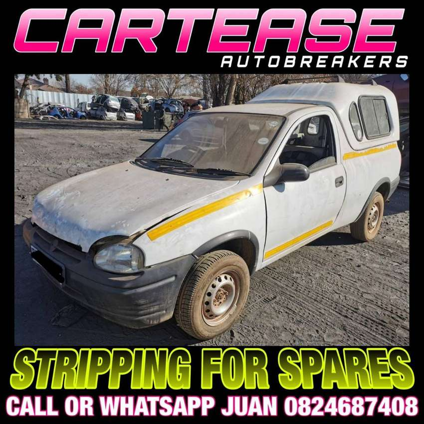 OPEL CORSA LITE UTILITY 1.4LT 1999 STRIPPING FOR SPARES