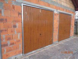 Brama garażowa uchylna NA WYMIAR Bramy garażowe do muru PRODUCENT