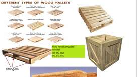 Looking for Pallets,new,refurbished and second hand.