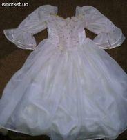 Выпускное платье на девочку.