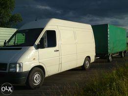Transport od 1 zł /km do 3,5 ton Paka 30 m/sześć bus + przyczepa