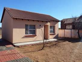 2 BEDROOM FAMILY HOME IN UNIT 14 MMABATHO