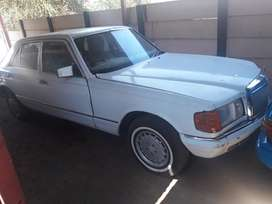 W126 MERCEDES 280SE FOR SALE OR SWAP