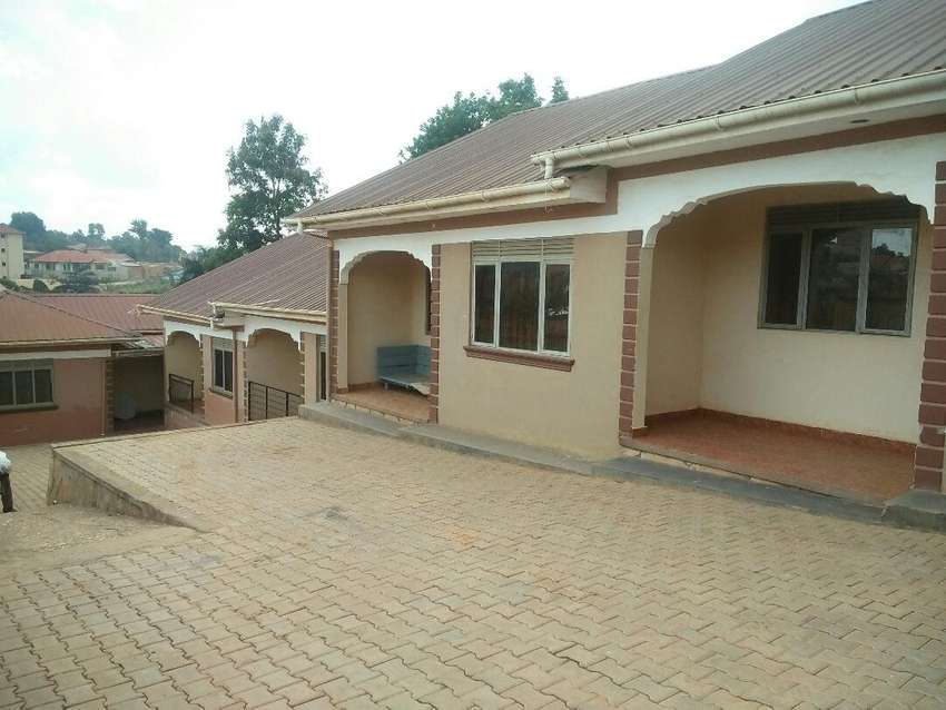 2bedrooms for rent in Ntinda 0