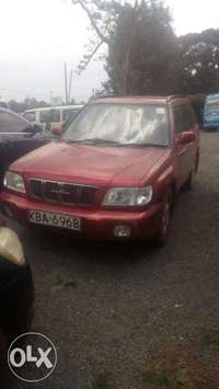 SF 2003 Forester 0