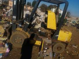 We specialize in forklift services rentals and sales