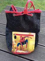 Plecak, worek Spiderman stan bardzo dobry!