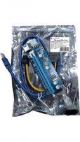 Адаптер-райзер Dynamode PCI-E x1 to 16x, 60 см USB 3.0 Cable SATA to 6