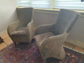 Wicker Occasional Chairs