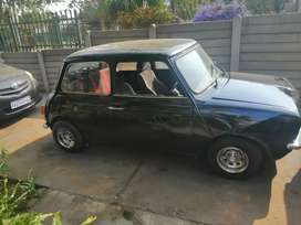 Very neat classic clubman in perfect running condition