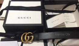 Pasek Premium Gucci pudełko torebka skóra 24h od ręki