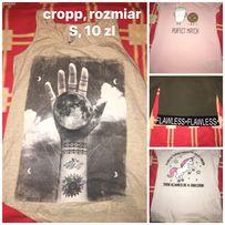 Koszulki/bluzy z sieciówek typu New Yorker