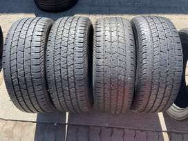 265 60 R18 Continental CrossContact Tyres