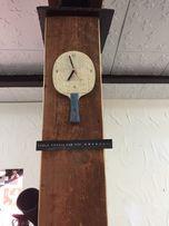 Настенные часы hand made table tennis, настольный теннис, подарок