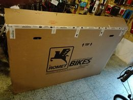 Karton na rower