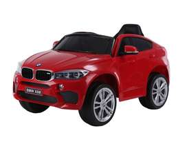 BMW X6M ELECTRIC RIDE ON CAR  RED