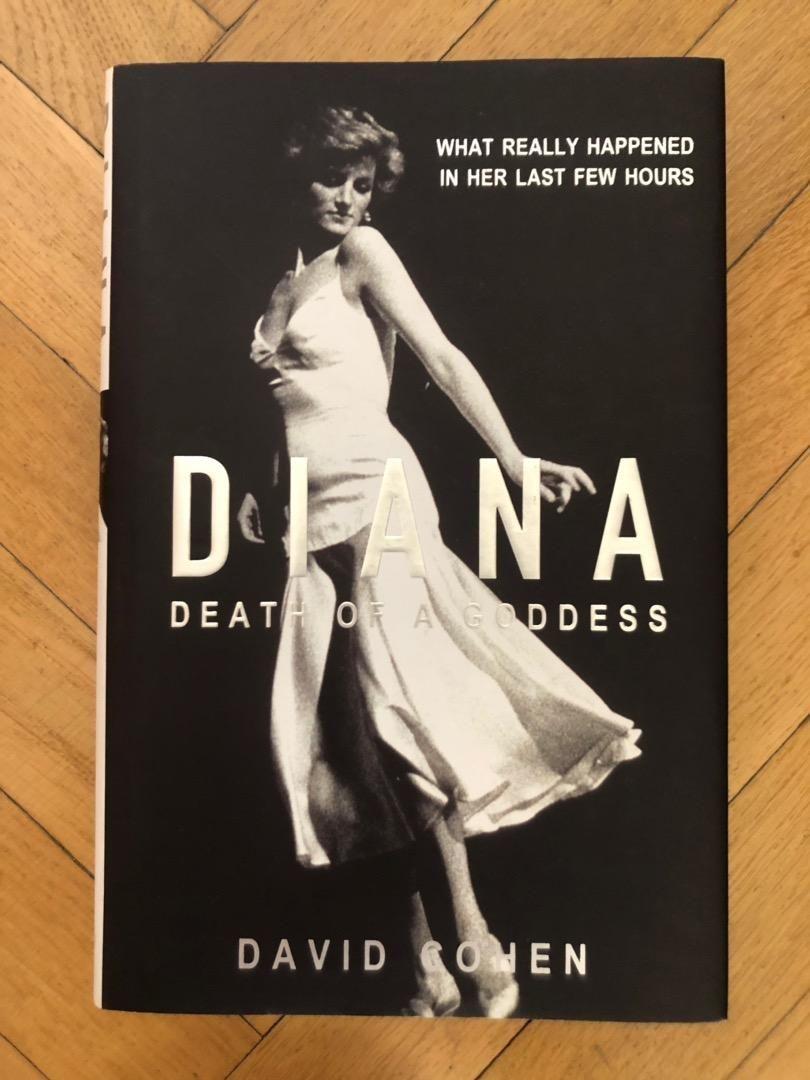 Diana - death of a goddess -  David Cohen 0