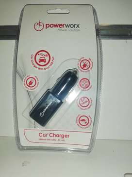 Lighter Cellphone Charger Dual USB port