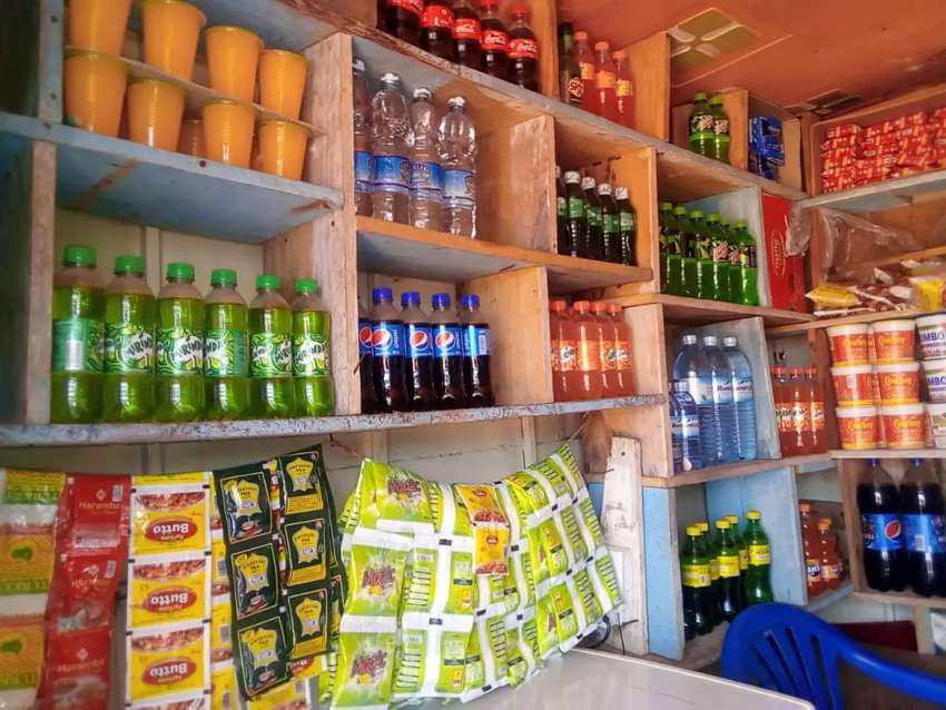 Shop on sale good will plus kiosk at 4.5m in the bweyogererere Kavule 0