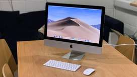 """Selling my Two Apple iMac 2011 & 2017. Size 21.5"""""""