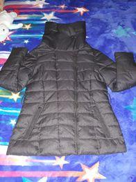 Теплая стильная куртка -парка