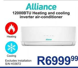 Alliance 12000BTU Inverter Aircon