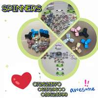 Image of Fidget Spinners & cubes