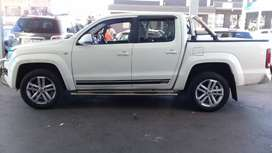 2016 Amarok 2.0 Engine Capacity (Diesel) with Automatic Transmission