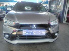 Mitsubishi ASX 2.0 Manual