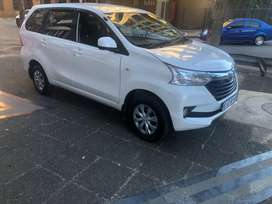 Toyota Avanza 1.5 SX 2018 model in a very good condition