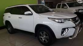 2016 Toyota Fortuner 2.8GD -6 4 x 4 A/T