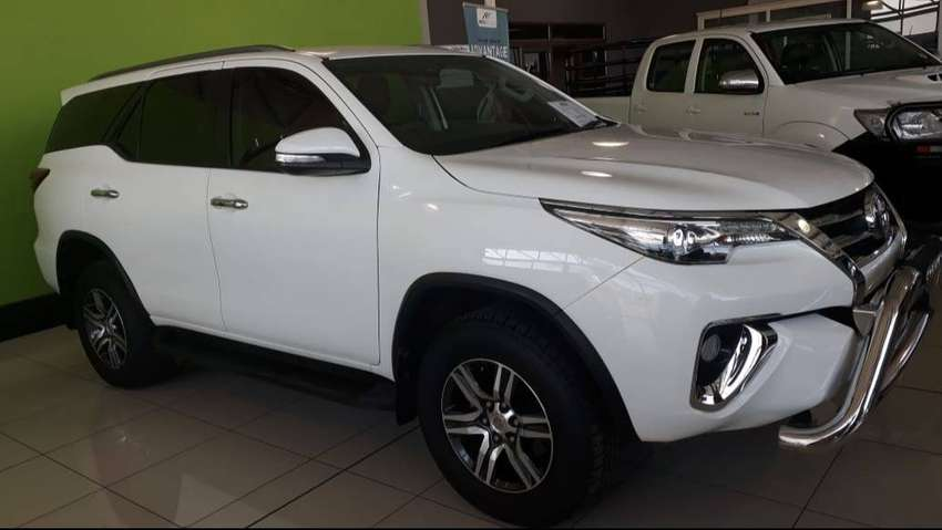 2016 Toyota Fortuner 2.8GD -6 4 x 4 A/T 0