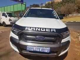 2016 Ford  Ranger 3.2 6 Speed D4D Automatic