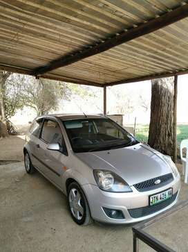 2007 Ford Fiesta 1.4i 3 Door