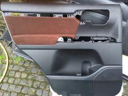 Toyota Land Cruiser 200 шторка багажника,салон,дверні карти,пороги