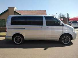 Vw Caravelle T5 2.5TDI Swop only now
