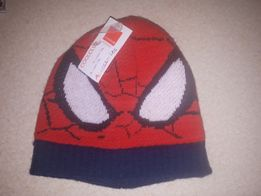Czapka Spider man
