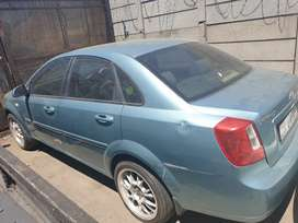 Chevrolet optra 2012 model breaking up for spares