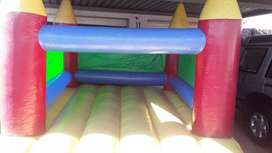 4x4 jumping castle for sell
