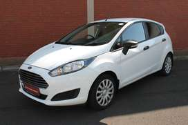 2015 FORD FIESTA 1.4i AMBIENT